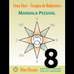 Mandala Pessoal Feng Shui 8