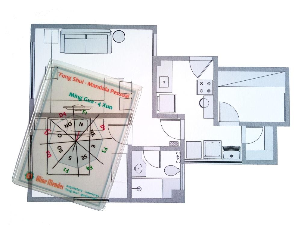 Tutoriais de feng shui gr tis aline mendes casa quantica for Feng shui casa pequena