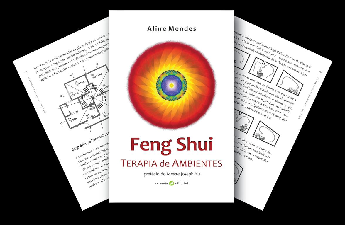Livro Feng Shui - Terapia de Ambientes